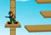 Играй на Стрелба по дървени блоове - games