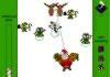 Играй на Дядо Коледа на шейна - games