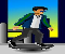 Play Rooftop Skater