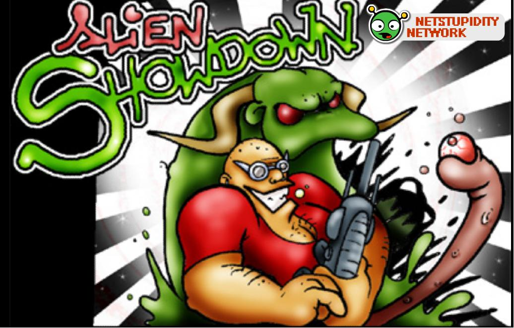 Play Alien Showdown