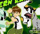 Играй Ben 10 в пещерата - Забавни Игрички