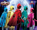   Power Rangers - Mystic -   -  