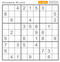 Играй на Sudoku - Судоку 3 - Судоку - Sudoku